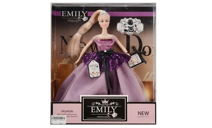 Emily Кукла в бальном платье