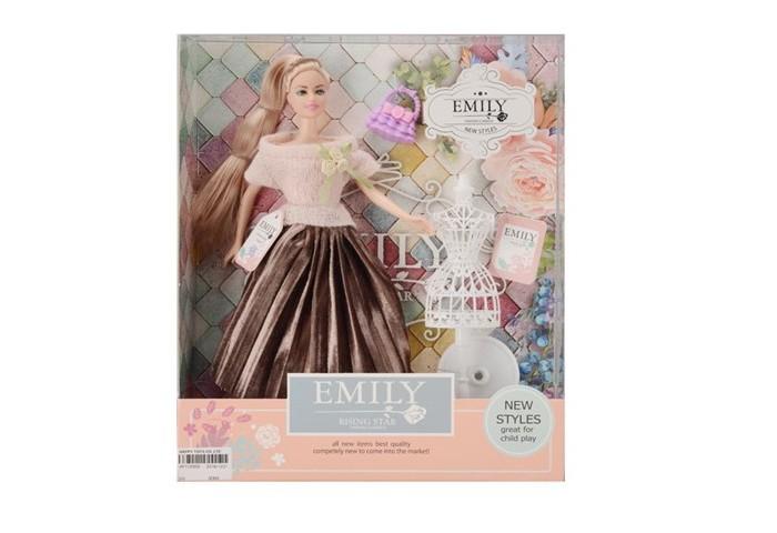 Emily Кукла в бальном платье с аксессуарами JB0700860