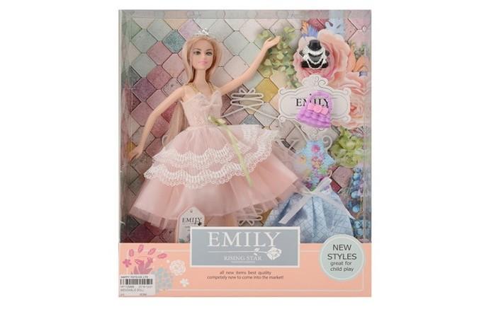 Emily Кукла в бальном платье с аксессуарами JB0700859