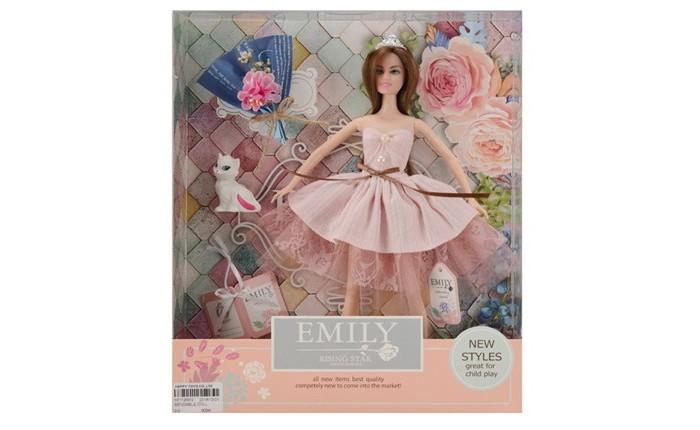 Emily Кукла в бальном платье с аксессуарами JB0700857