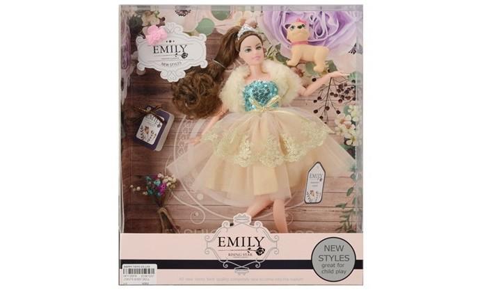 Emily Кукла в бальном платье с аксессуарами JB0700861