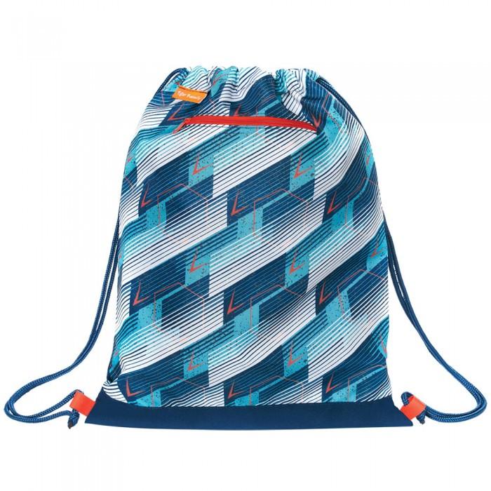 Картинка для Tiger Enterprise Мешок для обуви Mega Sport Alpine с карманом на молнии