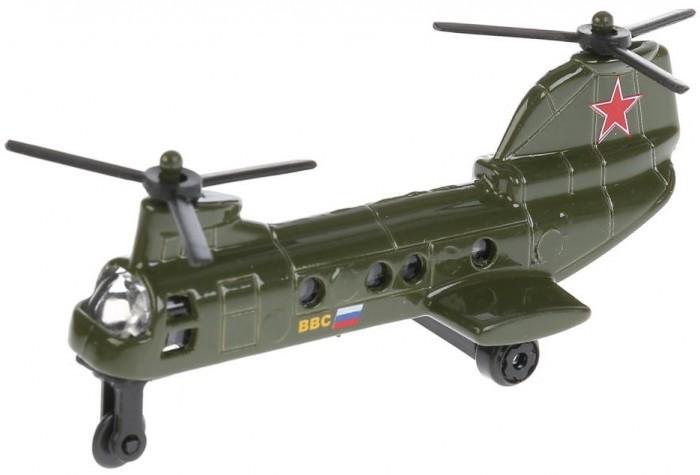 Вертолеты и самолеты Технопарк Вертолет 7.5 см
