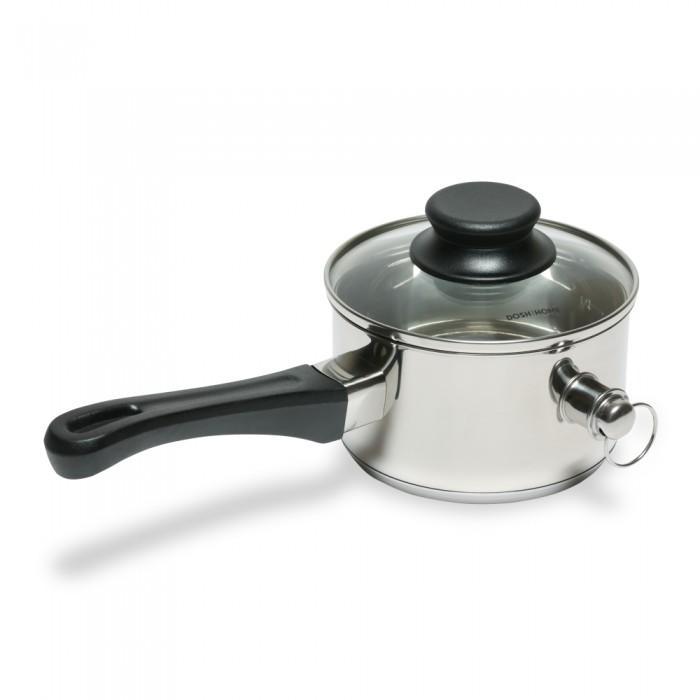 Купить Посуда и инвентарь, DOSH | HOME Ковш для молока двустенный с крышкой Taurus 14 см 0.8 л
