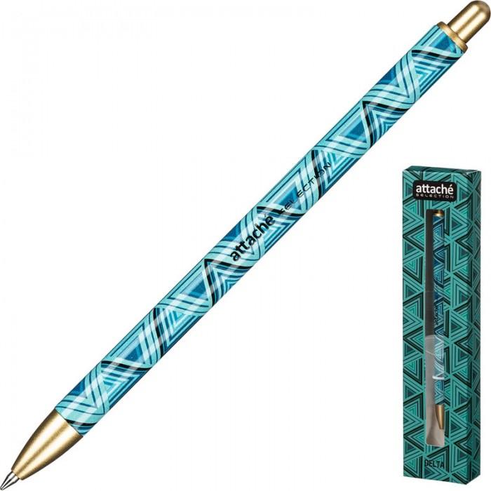 Канцелярия Attache Selection Ручка шариковая автоматическая Delta