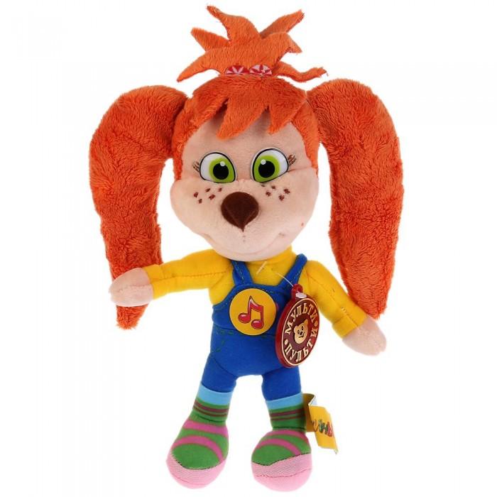 Картинка для Мягкие игрушки Мульти-пульти Барбоскины Лиза в новой одежде 20 см
