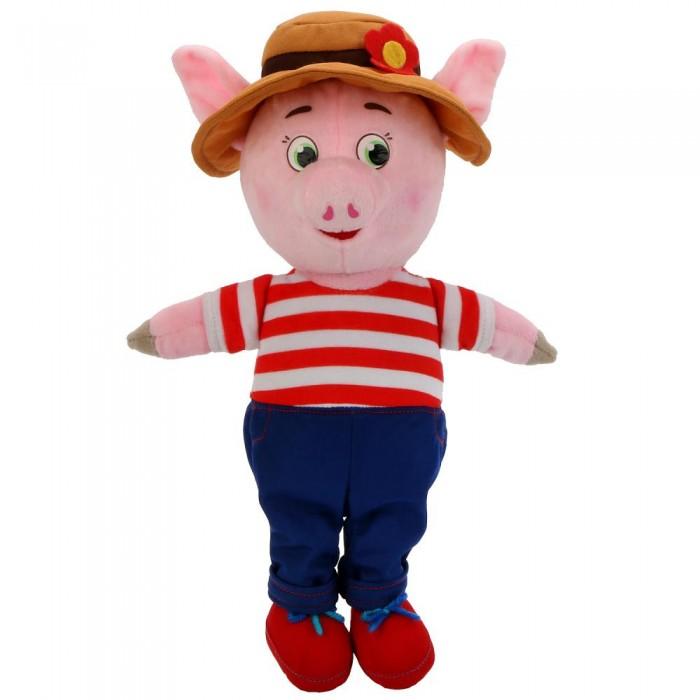 Купить Мягкие игрушки, Мягкая игрушка Мульти-пульти Поросенок в костюме и шляпе 26 см
