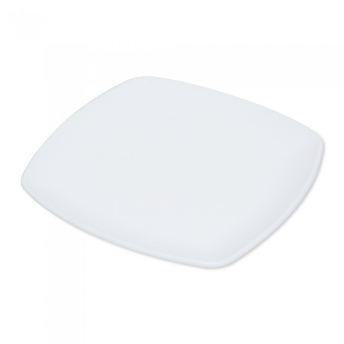 Посуда и инвентарь DOSH | HOME Тарелка десертная квадратная Adara 20 см tescoma тарелка десертная opus 20 см