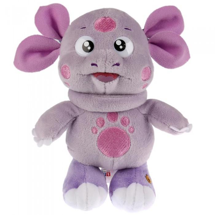 Купить Мягкие игрушки, Мягкая игрушка Мульти-пульти Лунтик 18 см V32292-18ANS