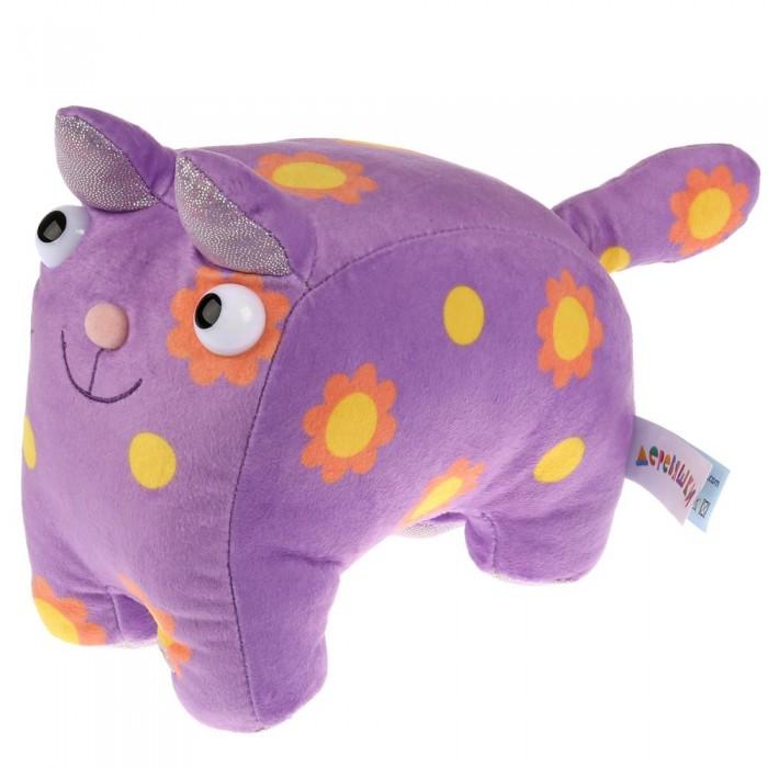 Купить Мягкие игрушки, Мягкая игрушка Мульти-пульти Деревяшки Кошечка Мяу 20 см