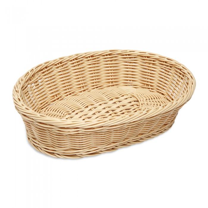 Купить Посуда и инвентарь, DOSH | HOME Корзинка овальная Vesta 30.5 см