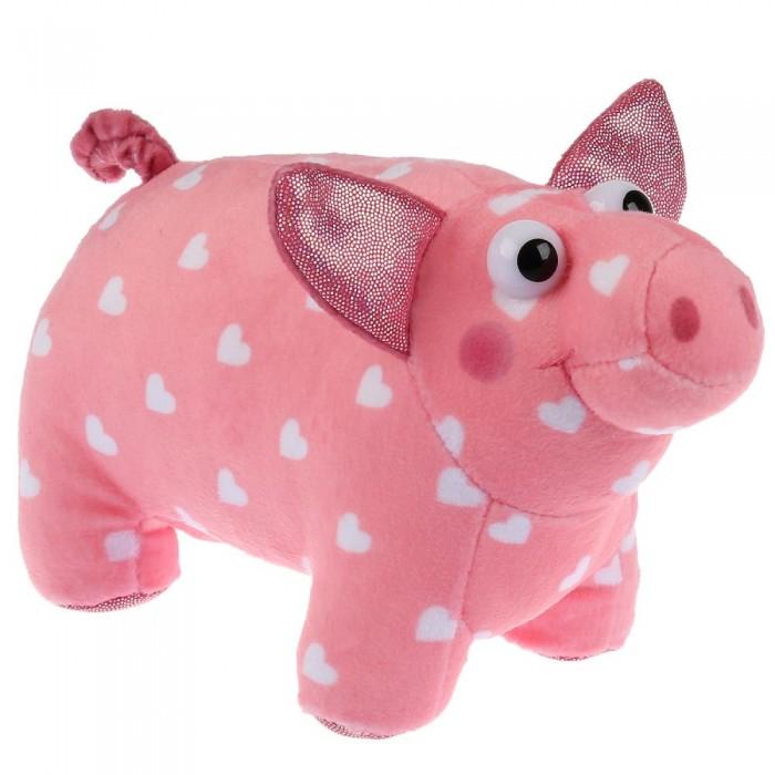 Купить Мягкие игрушки, Мягкая игрушка Мульти-пульти Деревяшки Поросенок Хрю 15 см