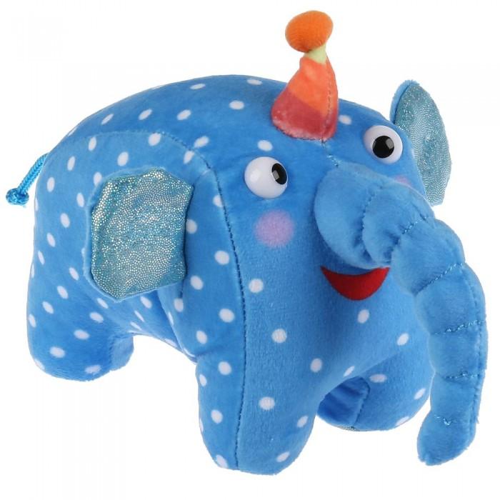 Купить Мягкие игрушки, Мягкая игрушка Мульти-пульти Деревяшки Слон Ду-Ду 15 см