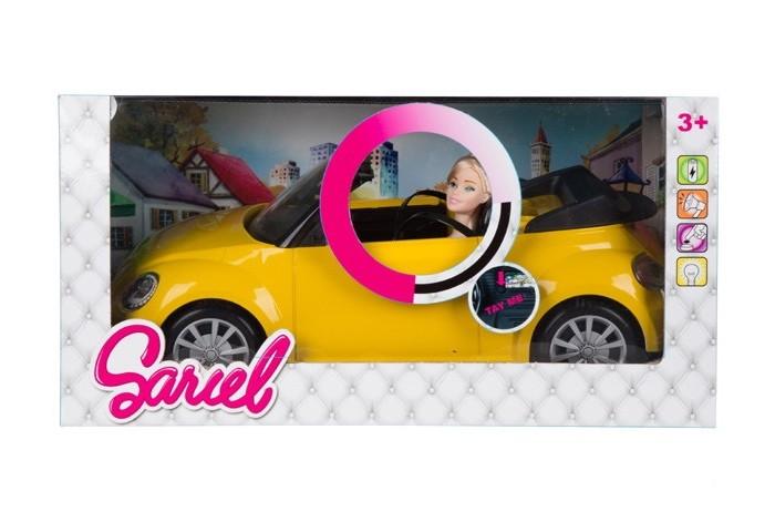 Фото - Куклы и одежда для кукол Sariel Кукла с машиной со световыми и звуковыми эффектами JB700382 погремушки tongde музыкальная цыпленок со световыми и звуковыми эффектами