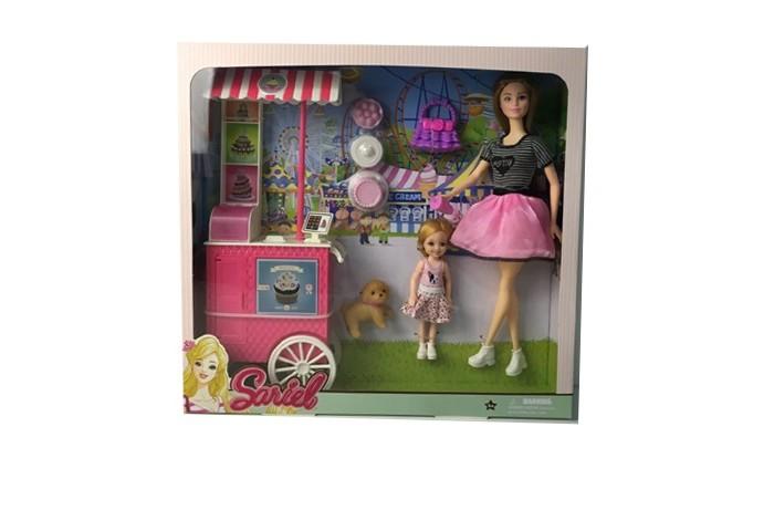 Sariel Кукла с ребенком и аксессуарами JB700389 фото
