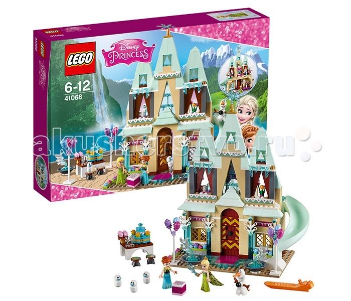 Lego Lego Disney Princesses 41068 Лего Принцессы Дисней Праздник в замке Эренделл конструктор lego disney princesses анна и кристоф прогулка на санях 174 элемента 41066