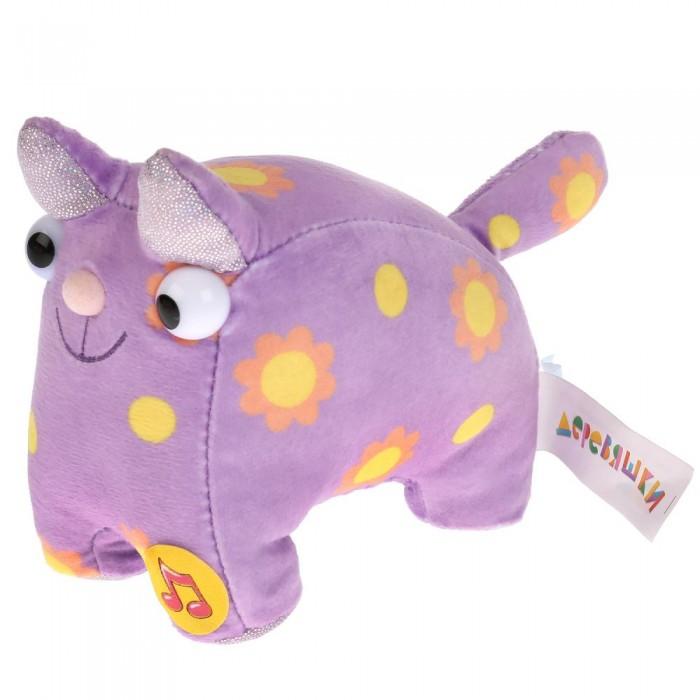 Купить Мягкие игрушки, Мягкая игрушка Мульти-пульти Деревяшки Кошечка Мяу 13 см