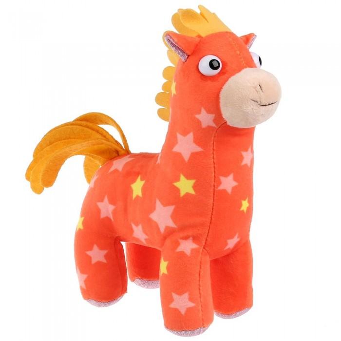 Купить Мягкие игрушки, Мягкая игрушка Мульти-пульти Деревяшки Лошадка Иго-го 15 см