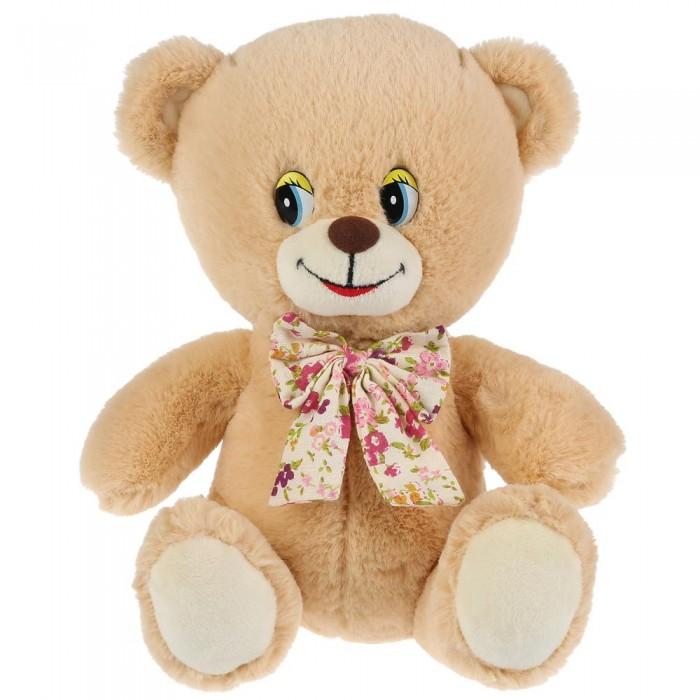 Купить Мягкие игрушки, Мягкая игрушка Мульти-пульти Медведь 22 см
