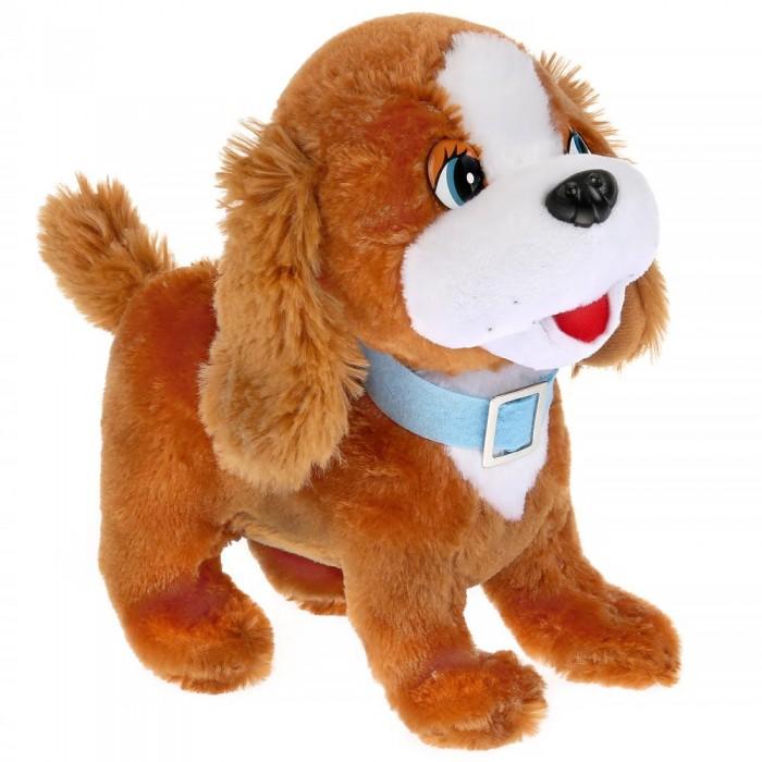Купить Мягкие игрушки, Мягкая игрушка Мульти-пульти Щенок 22 см