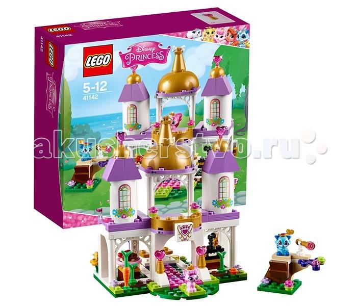 Lego Lego Disney Princesses 41142 Лего Принцессы Дисней Королевские питомцы: Замок lego lego disney princesses 41068 лего принцессы дисней праздник в замке эренделл