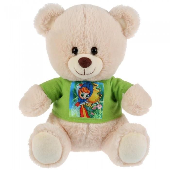 Купить Мягкие игрушки, Мягкая игрушка Мульти-пульти Мишка 25 см