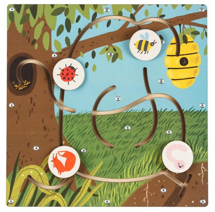 Купить Деревянные игрушки, Деревянная игрушка Forest Лабиринт В лесу