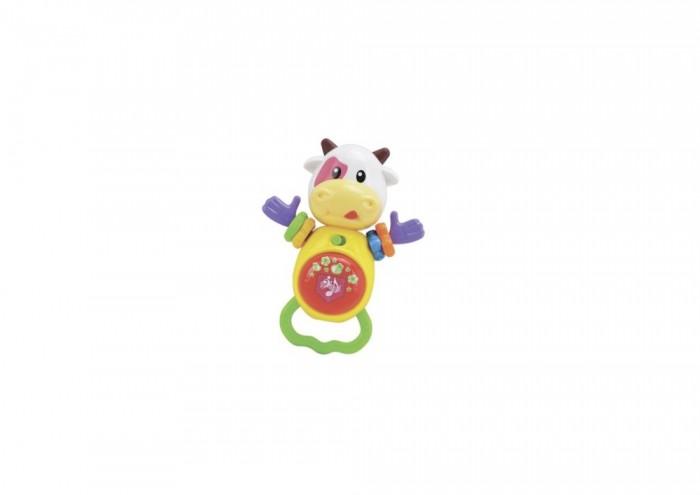 Фото - Погремушки Tongde музыкальная Коровка со световыми и звуковыми эффектами погремушки tongde музыкальная цыпленок со световыми и звуковыми эффектами