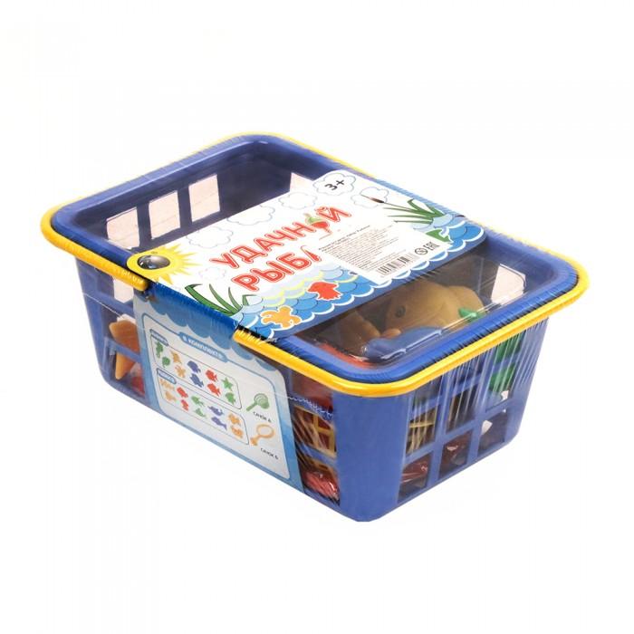 Игрушки для ванны Tongde Набор Удачной рыбалки (15 предметов)
