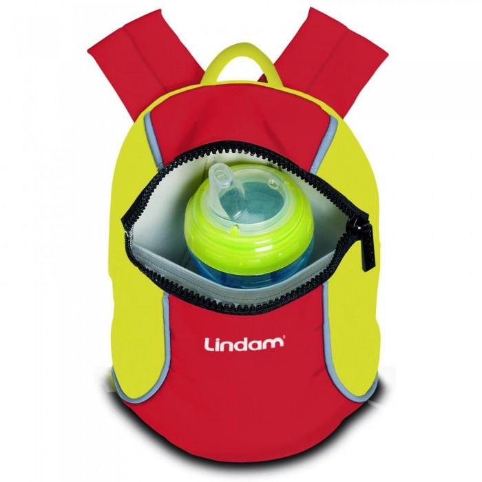 Купить Защита на прогулке, Lindam Поводок-вожжи с рюкзачком для начинающих ходить