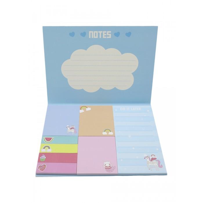 набор надувных шаров unicorns kit Канцелярия Mihi Mihi Набор стикеров Believe in Unicorns