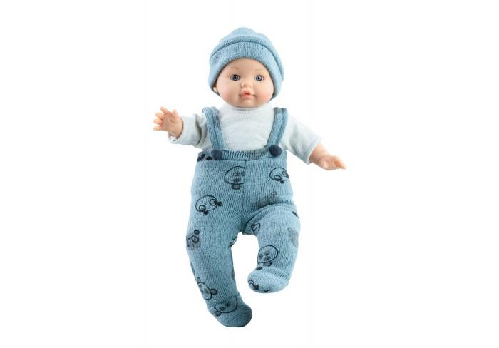 Куклы и одежда для кукол Paola Reina Кукла Энди 32 см