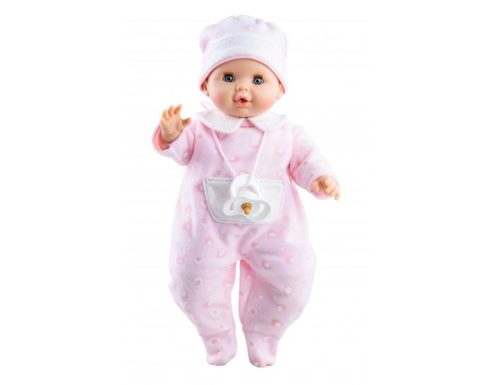Куклы и одежда для кукол Paola Reina Кукла Соня озвученная 36 см 08021 кукла happy valley подружка кристина озвученная 2964756