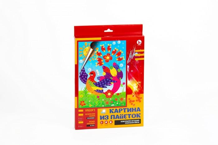 Картины своими руками Ракета Картина из пайеток набор №5 Павлин картины своими руками ракета картина из пайеток индийский стиль машина набор 14