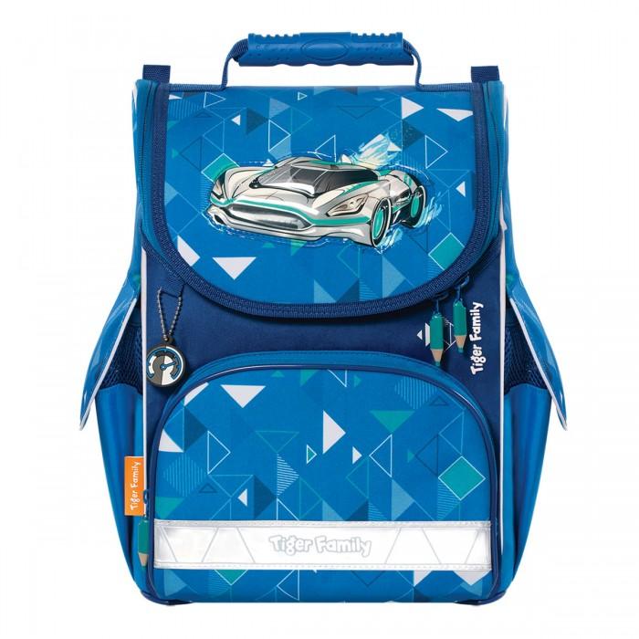 Купить Школьные рюкзаки, Tiger Enterprise Ранец школьный Nature Quest Supersonic анатомическая спинка