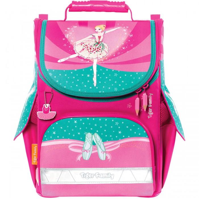 Купить Школьные рюкзаки, Tiger Enterprise Ранец школьный Nature Quest Ballerina анатомическая спинка