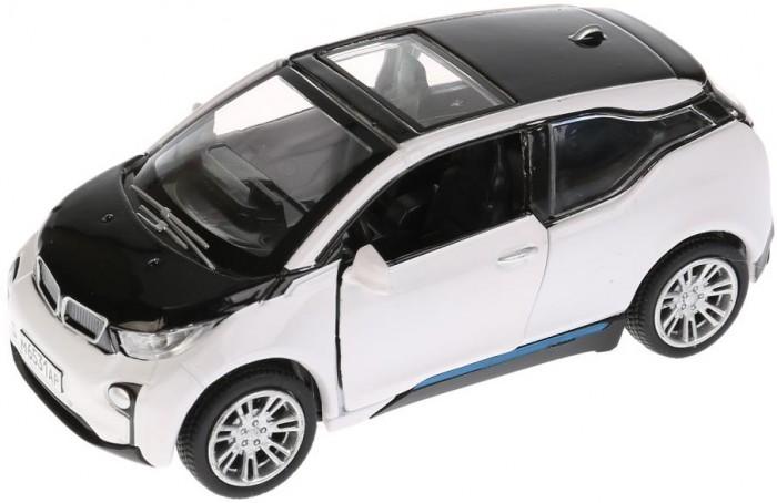 Машины, Технопарк Машина металлическая Электрокар 6531W 10 см  - купить со скидкой