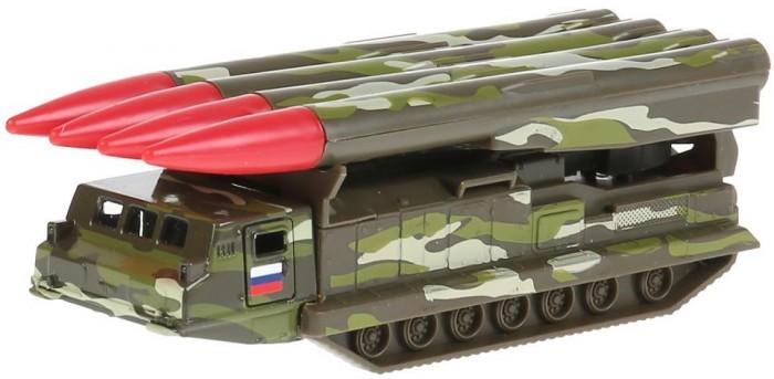 Технопарк ЗРК Антей-2500 15 см