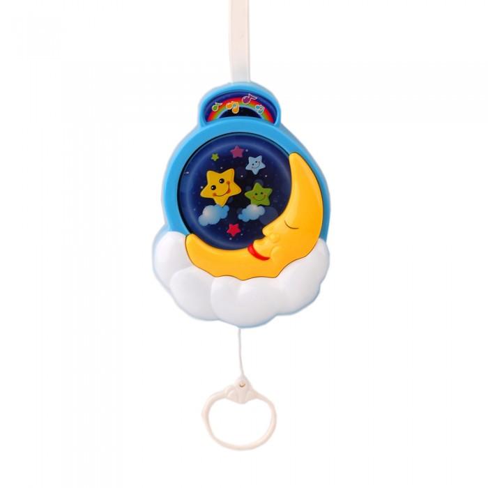 Купить Подвесные игрушки, Подвесная игрушка Zhorya музыкальная Потеша с заводным механизмом