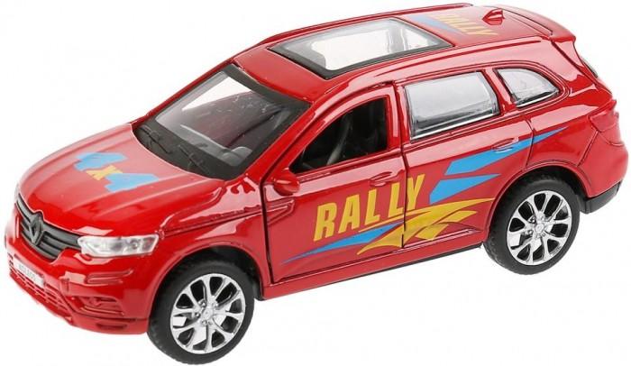 Машины Технопарк Машина металлическая Renault Koleos Спорт 12 см внедорожник технопарк renault koleos koleos bu gn sl bk 12 см черный