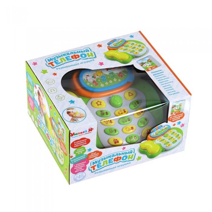 Купить Развивающие игрушки, Развивающая игрушка Zhorya Игровой музыкальный телефон