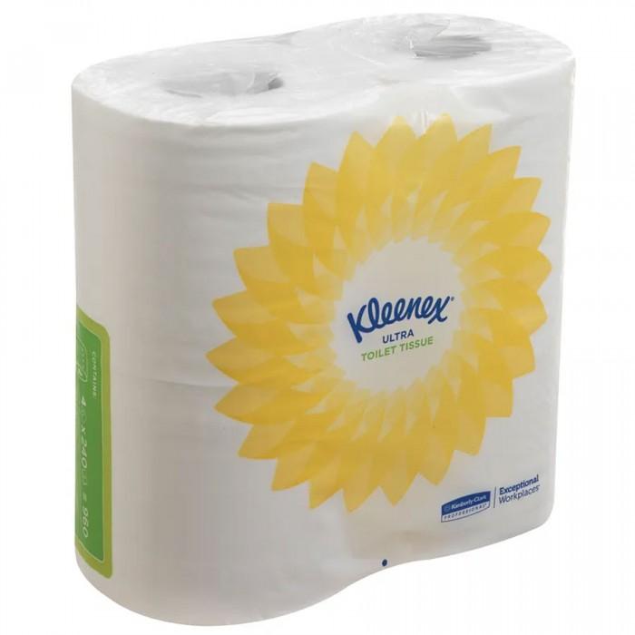 Хозяйственные товары Kleenex Туалетная бумага Ultra 4 шт.