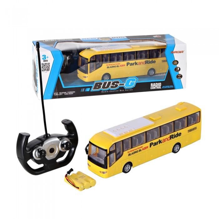 SY cars Автобус радиоуправляемый 1100080