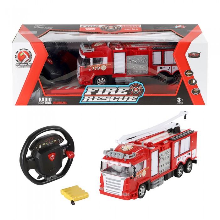 SY cars Пожарная машина радиоуправляемая 1100088