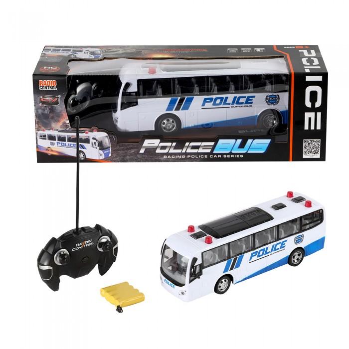 SY cars Автобус радиоуправляемый Полиция