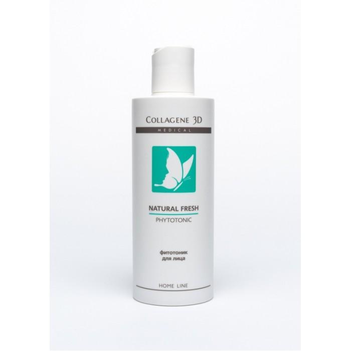 Medical Collagene 3D Фитотоник Natural Fresh 250 мл