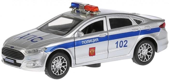 Фото - Машины Технопарк Машина металлическая со светом и звуком Ford Mondeo Полиция 12 см машины технопарк автобус инерционный со светом и звуком 18 5 см ct10 025 2