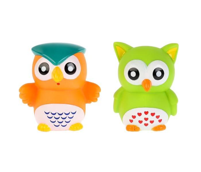Фото - Игрушки для ванны Капитошка Набор для купания Совы 2 шт. игрушки для ванны капитошка игрушка для купания кот леопольд