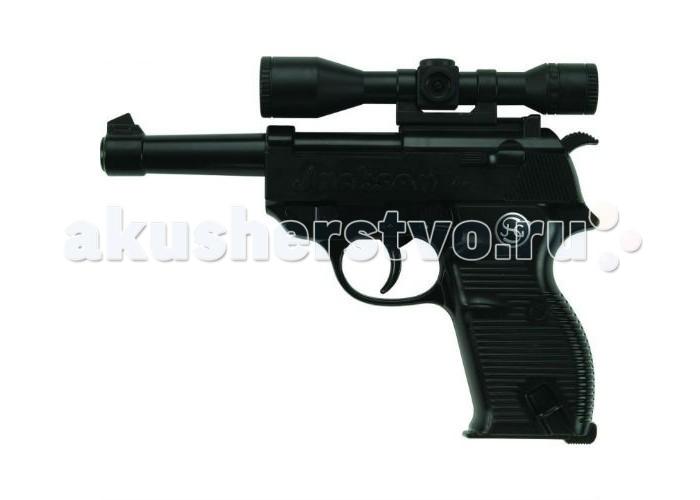 Игрушечное оружие Schrodel Игрушечное оружие Пистолет Jackson в коробке игрушечное оружие schrodel игрушечное оружие пистолет ruby