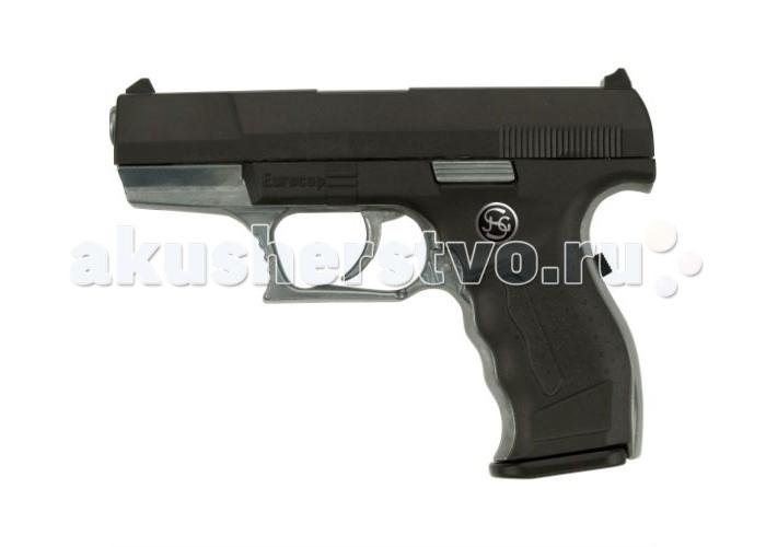 Schrodel Игрушечное оружие Пистолет Euro-Cop